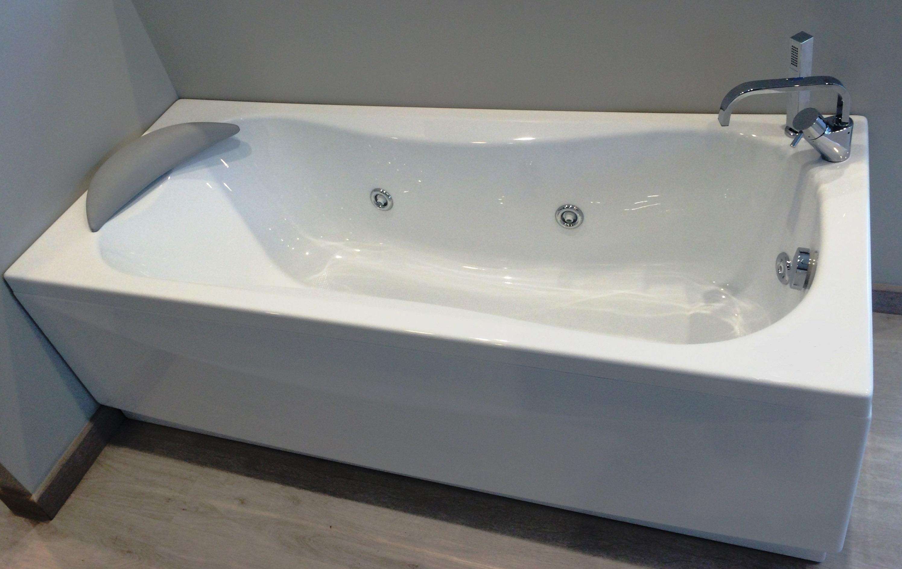 Vasca Da Bagno Incasso Novellini : Novellini calipso vasca idromassaggio g vestire la casa