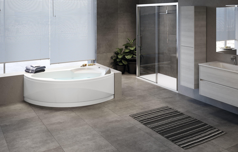 Prezzo Vasca Da Bagno Vogue : Novellini vogue vasca idromassaggio 3g vestire la casa